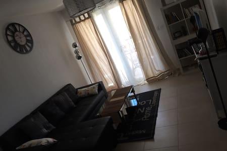 APPARTEMENT POUR 4PERS AVEC JARDIN - Apartemen