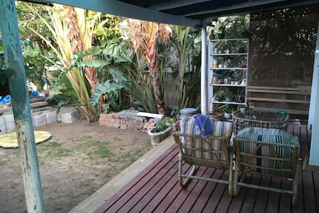 A garden cottage apartment. - Bredasdorp - Apartment