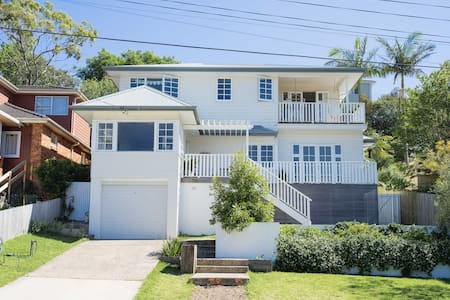Large Family Home near Manly - Manly Vale - Talo