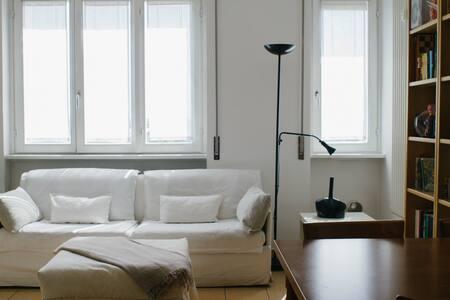 Comodo, Accogliente  con Design - Apartment