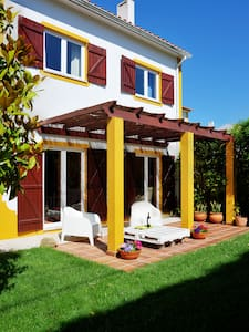 Charming country house near Óbidos, beaches, golfe - Óbidos - Villa