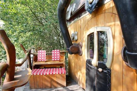 Kofferhotel - Treehouse