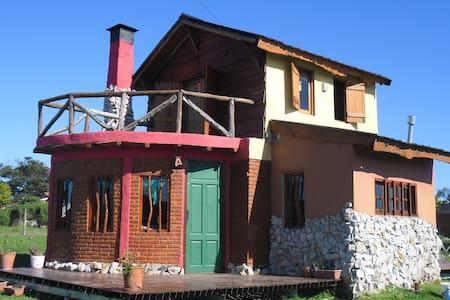 Casa Rustica cerca del mar - Hus