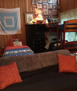 Top Bunk in Fred's Room - Bed & Breakfast