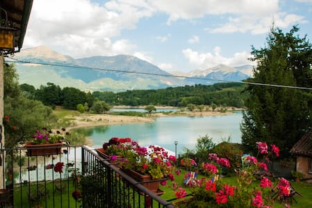 B&B Amatrice al lago - Il Nocciolo - Bed & Breakfast