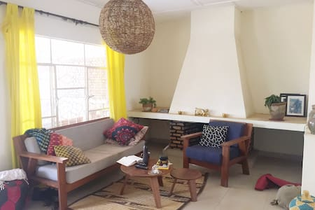 Quiet n comfy in Kimi - Kigali - Appartement
