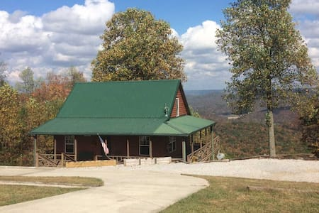 Sunrise Mountain Cabin - Altamont - Cottage