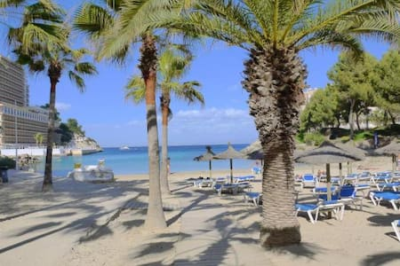 Cozy apartment  with pool  & close to the beach - Badia de Palma - Other