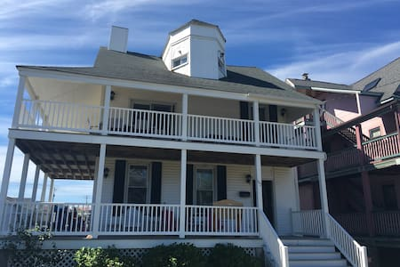 Great Beach Rental for families - 1 blk from Beach - Point Pleasant Beach - House