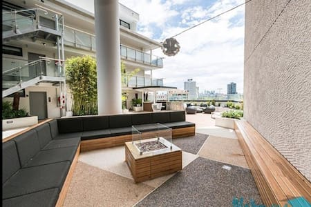 Trendy condo flat - Saint Kilda - Apartemen