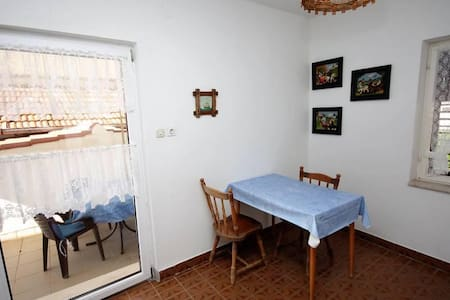 Two bedroom apartment with terrace and sea view Jezera, Murter (A-5074-a) - Andere