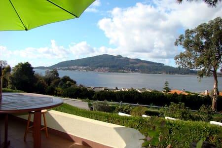 Casa Foz do Rio Minho (house with river view) - Seixas - House