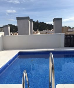 Lovely apartment with swiming pool - Malaga - Appartement