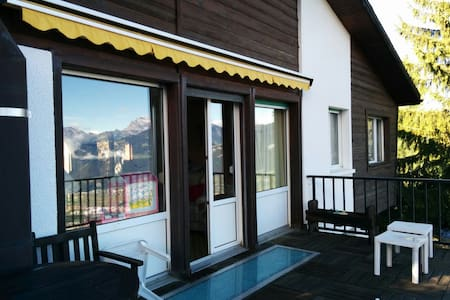 Chalet for holidays - ideal for family - Torgon