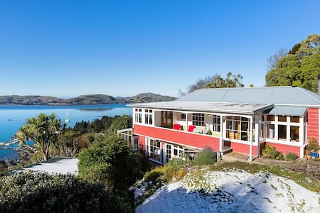 Sunny Private Suite, Stunning View - Careys Bay