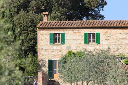 Haus mit Aussicht - Rastplatz für die Seele - Hus