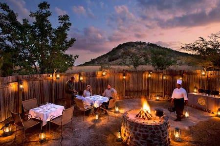 Luxury Safari experince Kwa Maritane in Pilansberg - Pilanesberg National Park - 分时享用度假别墅
