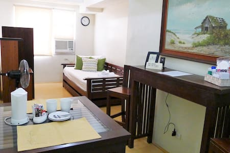 Affordable City Living with Wifi - Manila - Kondominium
