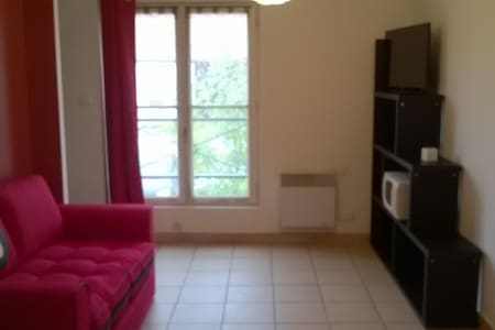 Appartement F2 entre Reims et Rethel - Roizy - Apartament