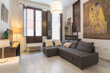 Malaga City Centre Apartment - Málaga - Lejlighed