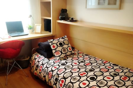 B&B!Agradable habitación privada/Nice&private room - Apartment