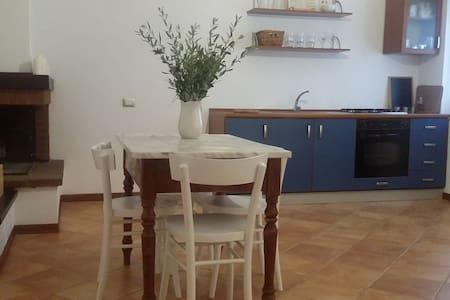 Piccolo appartamento in collina - Appartement
