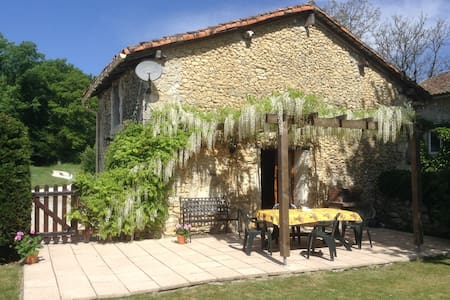Pretty cottage with private garden - Casa