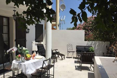 Charming and romantic apartment in Calvi - Apartment