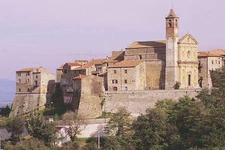 Bellissima casa in Maremma Toscana - Huoneisto