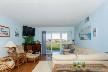 Ocean Front and Intercoastal in One! - Wohnung