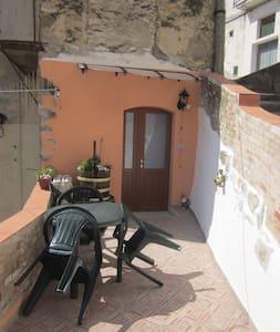 CASA GROTTINA Calitri Borgo Antico - Rumah