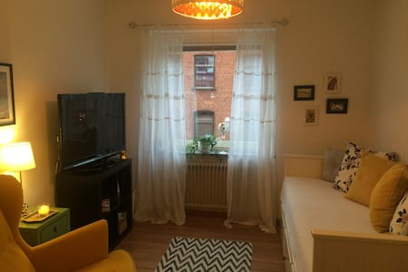 Charming room in beautiful Malmö. - Apartment