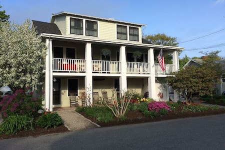 Family friendly, perfectly located - Rockport - Byt