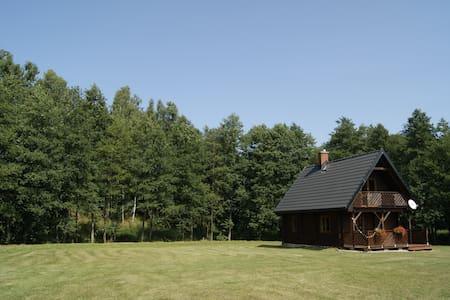 Agroturystyka FIDA Drewniany Domek - Wohnung