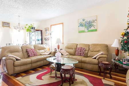 Spacious 1BD Luxurious room in Queens NYC - Dům