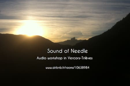Sound of Needle, Audio Workshop & Bed - Other