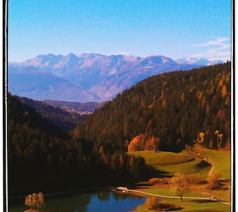 Cozy home immersed in beautiful Dolomites - Ruffré