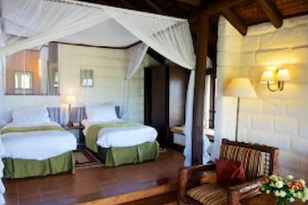 The Great Rift Valley Lodge & Golf Resort - Naivasha - Appartement