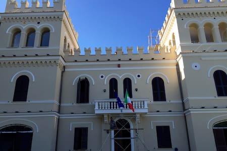 Castello Bracci - Fiano Romano