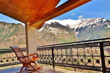 Pause@Manali Cottage Room - Manali