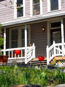The Prairie Rose Guesthouse - Prairie City - House