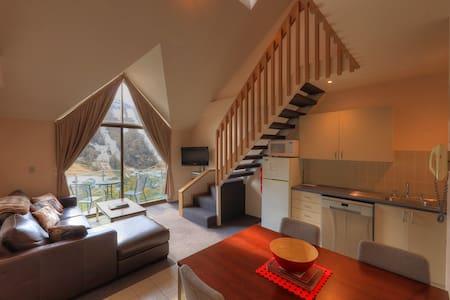 Lantern 1 Bedroom Plus Loft 27 - Thredbo - Appartement