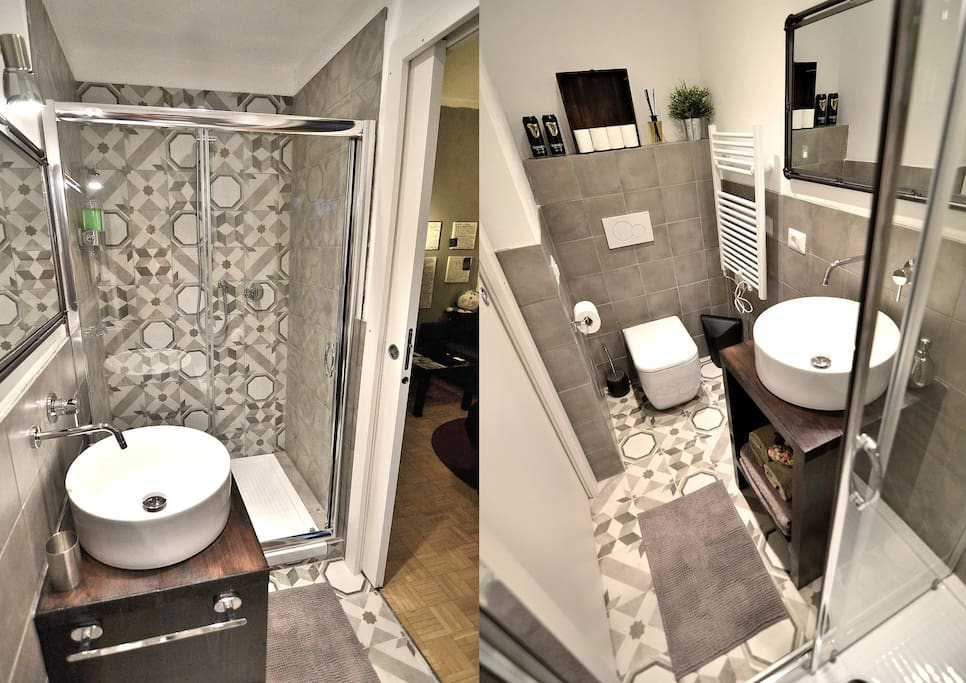 Bathroom Ensuite. PVT BATHROOM INSIDE OF YOUR ROOM