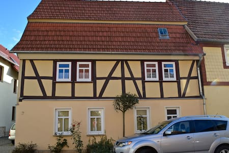 Cosy House in Middle Age Town - House