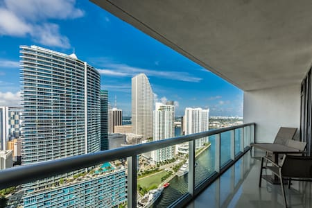 Amazing Icon Brickell Fully Equipped Unit - Társasház