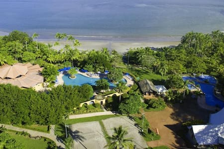 NICE RESORT TWO BEACHES WHITE SAND - Puntarenas