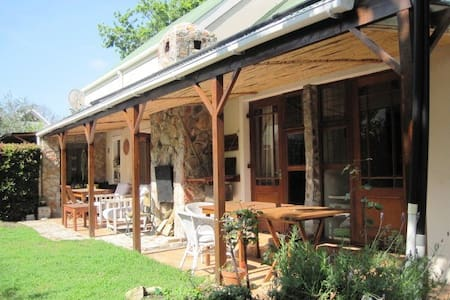 Matshana Lodge - African Room - Onrus - Guesthouse