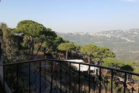 Lovely Spatious Apartment in Ras el Maten - Ras el Matn