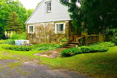 1950's stone house - Haus