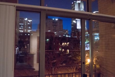 Amazing loft in Heart of Downtown - Atlanta - Apartment